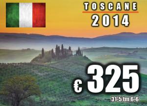 Aanbieding Toscane