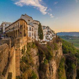 Andalusië: Flamenco, zomer, motorrijden