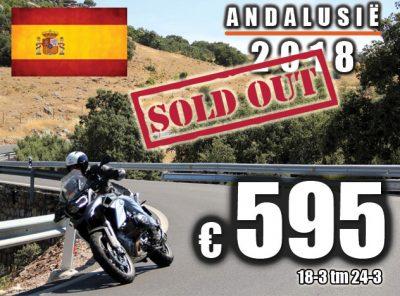 Spanje Andalusië (Malaga) 18-3 t/m 24-3 [VOLGEBOEKT]