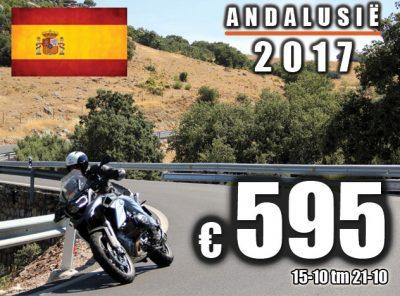 Spanje Andalusië (Malaga) 15-10 t/m 21-10