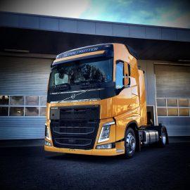 MotoMove breidt wagenpark uit met Volvo FH4