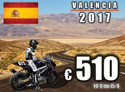 Spanje Valencia 10-9 t/m 15-9