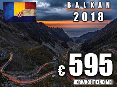 Balkan [VERWACHT EIND MEI]