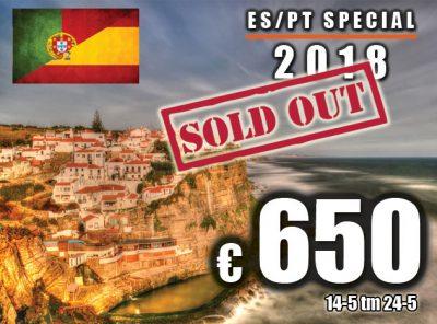 Spanje / Portugal Special 14-5 t/m 24-5 [VOLGEBOEKT]