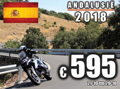 Spanje Andalusië (Malaga) 21-10 t/m 29-10