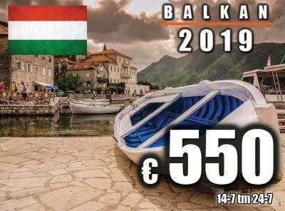 Balkan [Boedapest] 14-7 tm 24-7