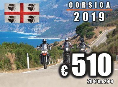 Corsica [Ajaccio / Figari] 20-9 tm 29-9