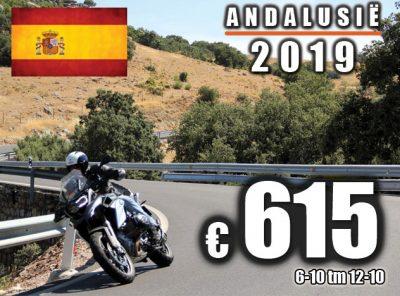 Spanje Andalusië [Malaga] 6-10 tm 12-10