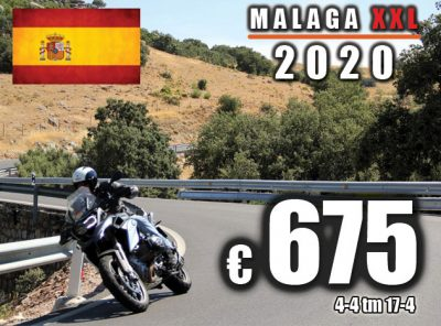 Spanje Andalusië [Malaga] 4-4 tm 17-4